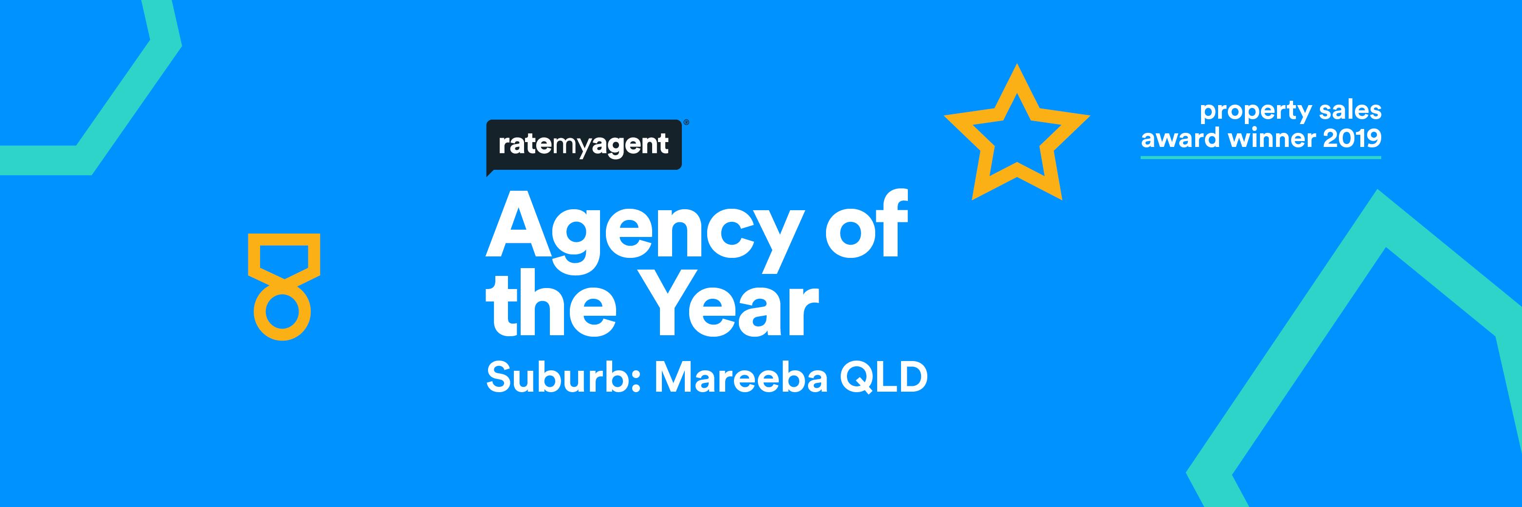Winner Agency of the Year Award 2019